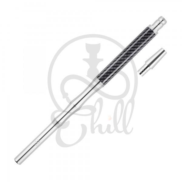 Alu Half-Carbon - 29 cm - schwarz