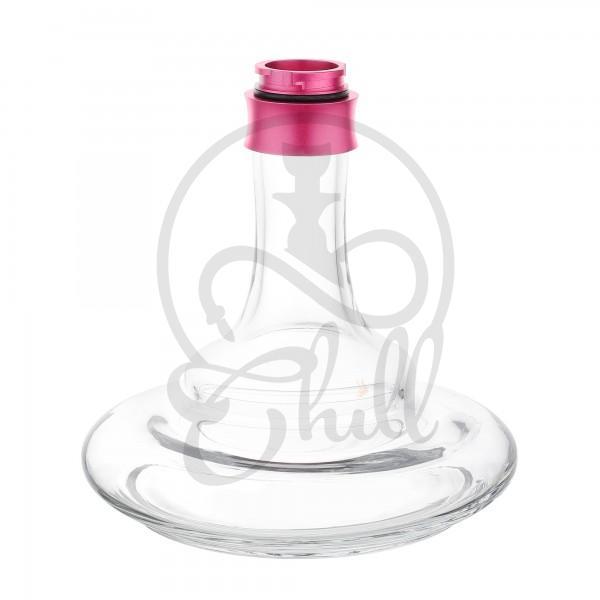 Ersatzglas Odyssey Alu pink