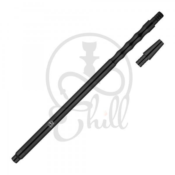 Mundstück Wave - 39 cm - schwarz
